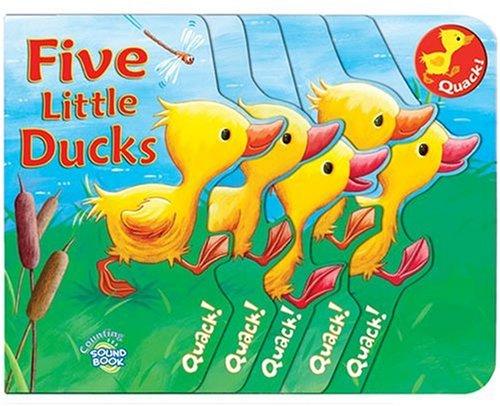 Five Little Ducks: Debbie Tarbett