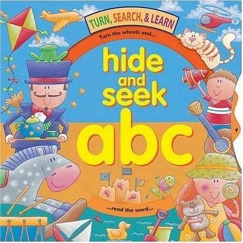 9781591257950: Hide & Seek ABC (Turn, Search & Learn)