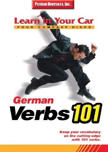 9781591258230: German Verbs 101 (Learn in Your Car) (German Edition)