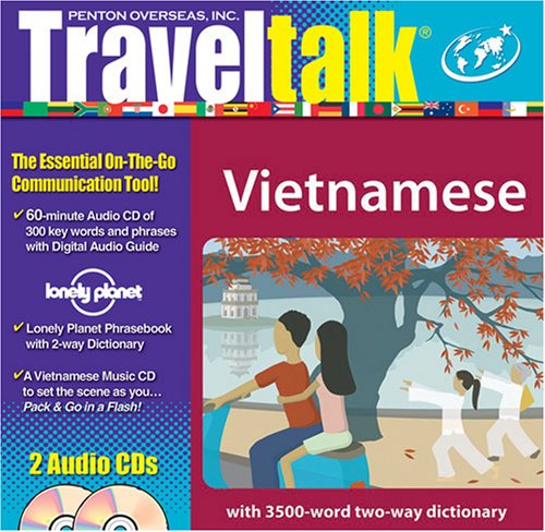 9781591258353: Vietnamese [With Lonely Planet Phrasebook W/2-Way Dictionary] (TravelTalk)