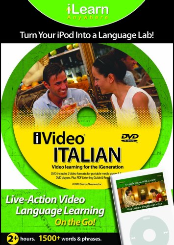 9781591259909: iVideo Italian: Video Learning for the Igeneration (iLearn Anywhere) (Italian and English Edition)