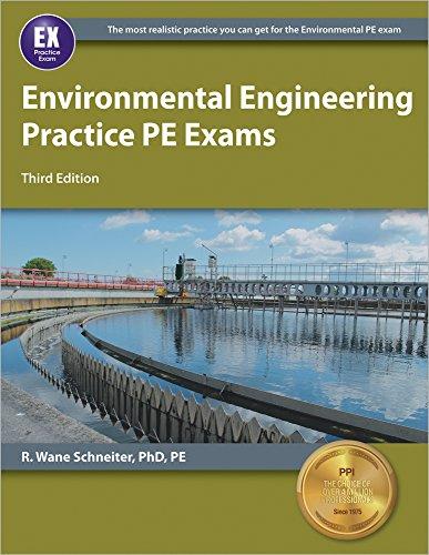 9781591260011: Environmental Engineering Practice PE Exams, 3rd Ed