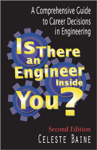 9781591260202: Is There An Engineer Inside You?: A Comprehensive Guide to Career Decisions in Engineering