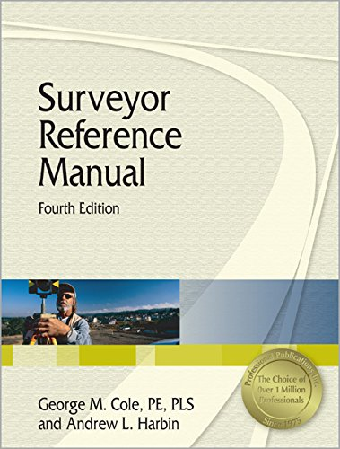 9781591260448: Surveyor Reference Manual, Fourth Edition
