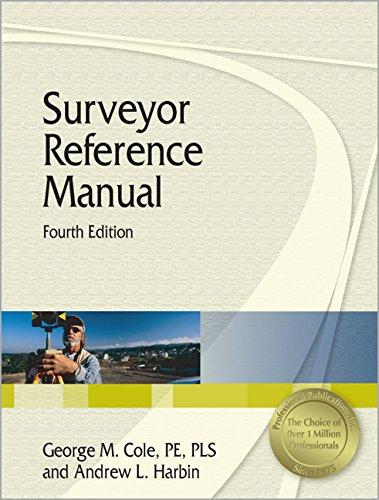 9781591260448: Surveyor Reference Manual, Fourth Edition