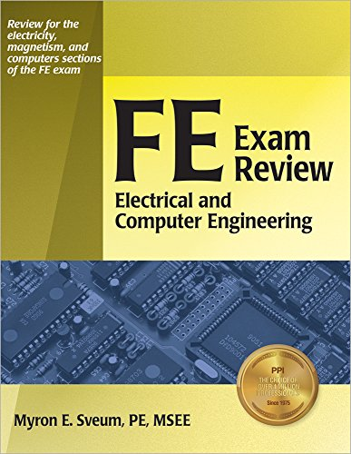 9781591260691: FE Exam Review: Electrical and Computer Engineering