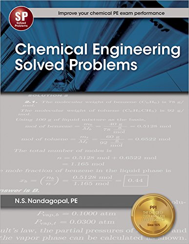 9781591260905: Chemical Engineering Solved Problems