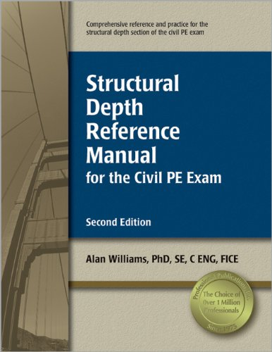9781591261377: Structural Depth Reference Manual for the Civil PE Exam