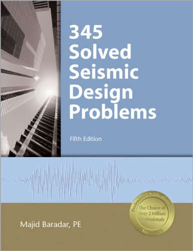 9781591261612: 345 Solved Seismic Design Problems