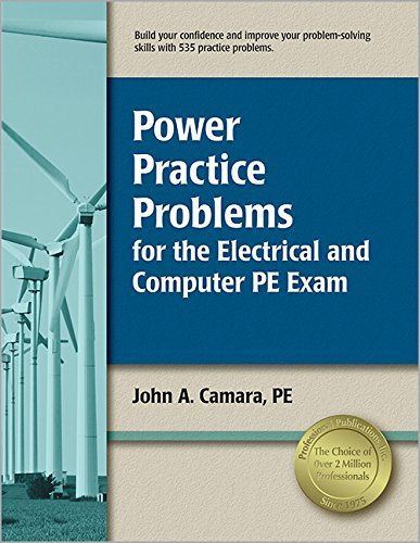 9781591261643: Power Practice Problems for the Electrical and Computer PE Exam
