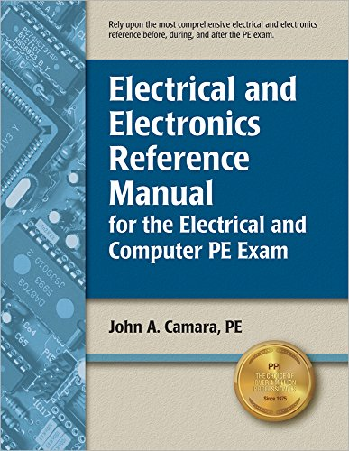 9781591261667: Electrical and Electronics Reference Manual for the Electrical and Computer PE Exam