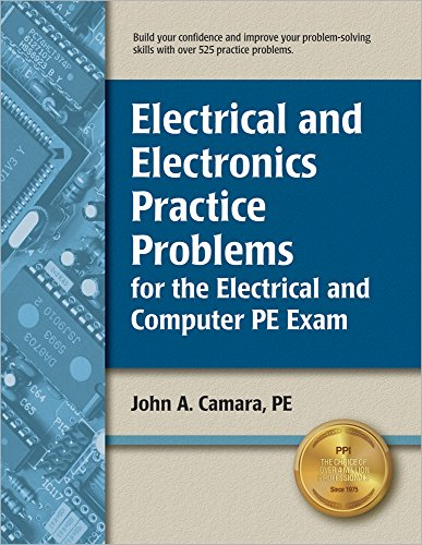 9781591261681: Electrical and Electronics Practice Problems for the Electrical and Computer PE Exam