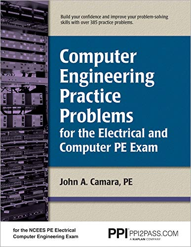 9781591261728: Computer Engineering Practice Problems for the Electrical and Computer PE Exam