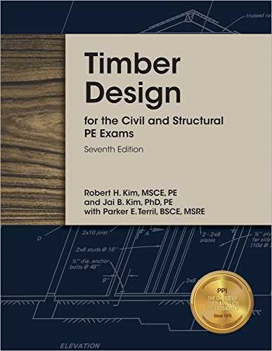 9781591261766: Timber Design for the Civil and Structural PE Exams, 7th Ed