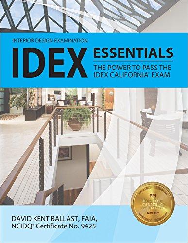 9781591261896: IDEX Essentials: The Power to Pass the IDEX California® Exam
