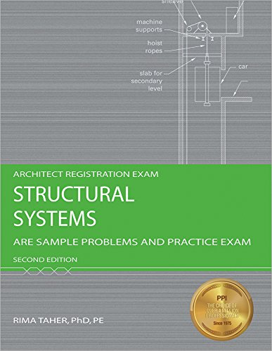 9781591263319: Structural Systems: ARE Sample Problems and Practice Exam (Architect Registration Exam)