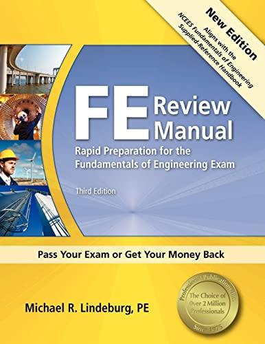 9781591263333: FE Review Manual