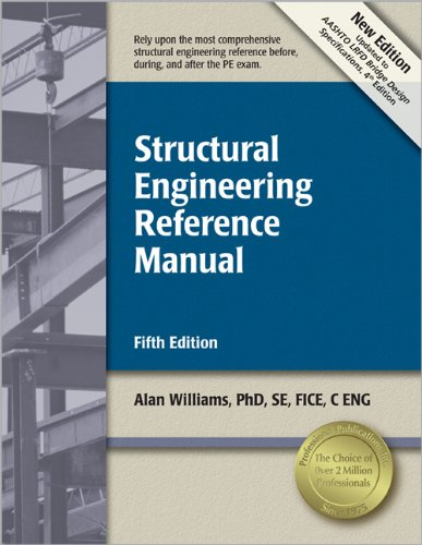 9781591263357: Structural Engineering Reference Manual