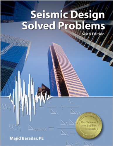 9781591263777: Seismic Design Solved Problems, 6th Ed