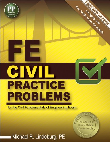 9781591264408: FE Civil Practice Problems