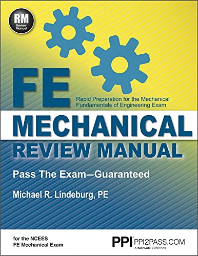 9781591264415: FE Mechanical Review Manual
