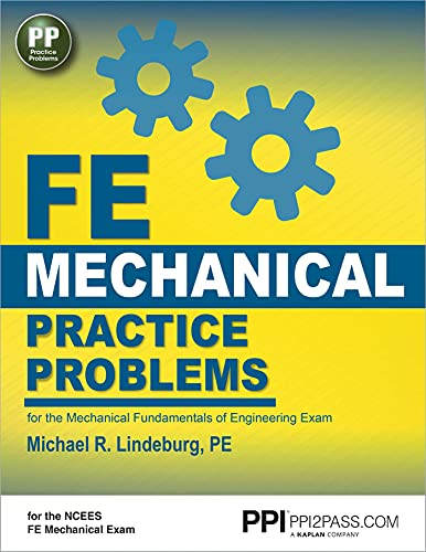 9781591264422: FE Mechanical Practice Problems