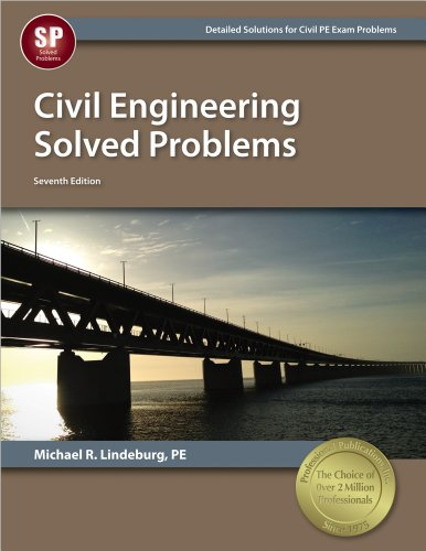 9781591264576: Civil Engineering Solved Problems, 7th Ed