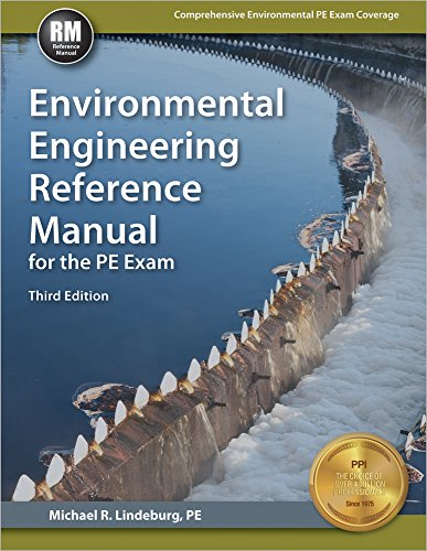 9781591264750: Environmental Engineering Reference Manual for the PE Exam