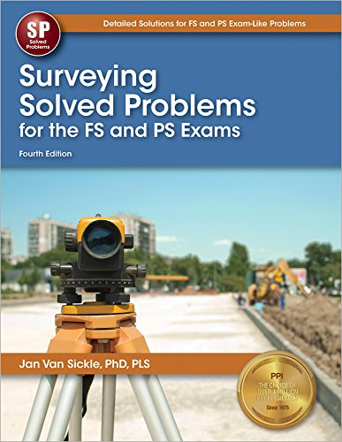 9781591264873: Surveying Solved Problems for the FS and PS Exams, 4th Ed
