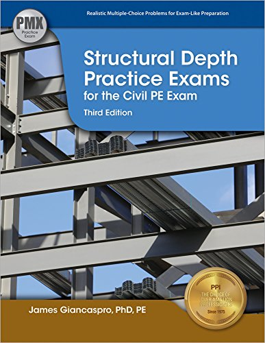 9781591264989: Structural Depth Practice Exams for the Civil