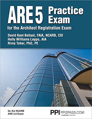 9781591265177: ARE 5 Practice Exam for the Architect Registration Exam