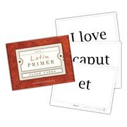 9781591280644: Latin Primer 1 Flash Cards