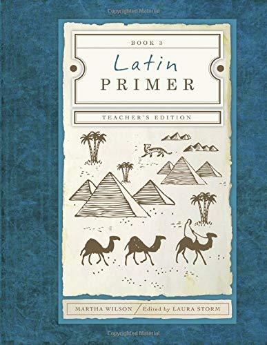 9781591280880: Latin Primer 3: Teacher