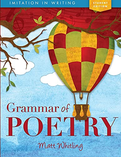 9781591281191: Grammar of Poetry (Imitation in Writing)