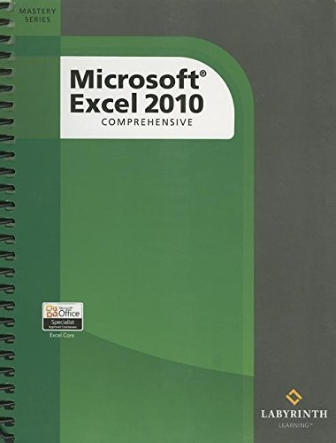 9781591363101: Microsoft Excel 2010: Comprehensive