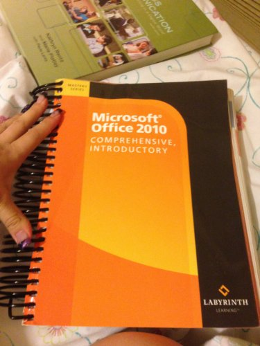 9781591363439: Microsoft Office 2010:comprehensive,..