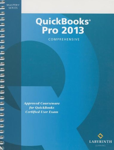 QuickBooks Pro 2013: Comprehensive: Conlon, Trisha