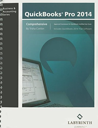 QuickBooks Pro 2014: Comprehensive with 140-Day Trial