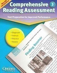 9781591372653: Comprehensive Reading Assessment: Test Preparation for Improved Performance : Grade 3