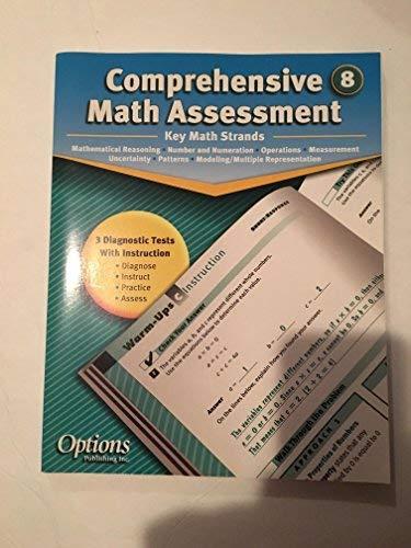 9781591376170: Comprehensive Math Assessment (Key Math Strands, 8)