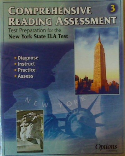 9781591378488: Comprehensive Reading Assessment (Test Preparation for the New York State ELA Test, Grade 3, New York Edition Grade 3)