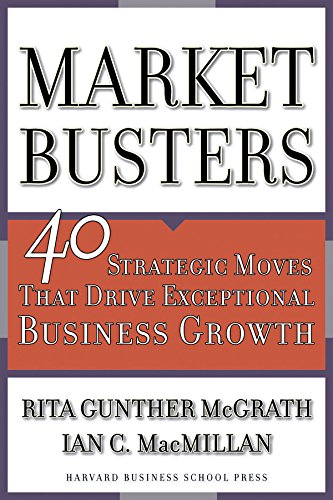 9781591391234: Marketbusters: 40 Strategic Moves That Drive Exceptional Business Growth