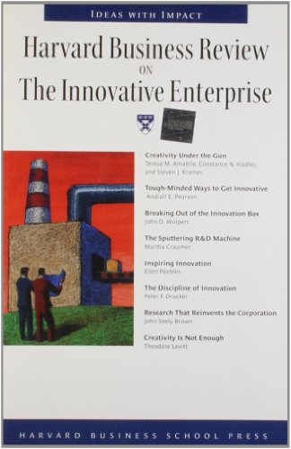 9781591391302: Harvard Business Review on the Innovative Enterprise (Harvard Business Review Paperback Series)