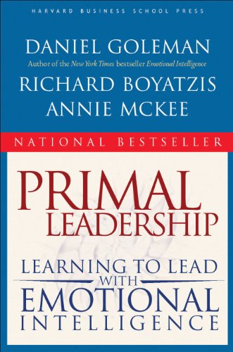 primal leadership review Review the key ideas in the book primal leadership by daniel goleman, richard  boyatzis & annie mckee in a condensed soundview executive book summary.