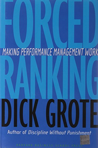 9781591397489: Forced Ranking: Making Performance Management Work