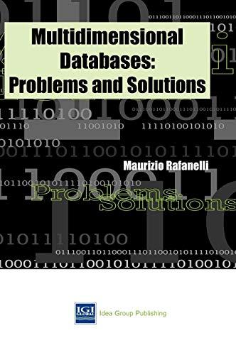 Multidimensional Databases: Problems and Solutions (Hardback): Maurizio Rafanelli