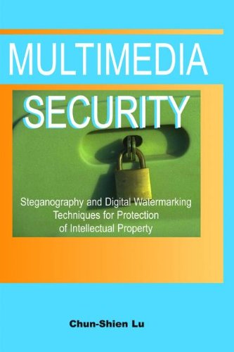 9781591401933: Multimedia Security: Steganography and Digital Watermarking Techniques for Protection of Intellectual Property