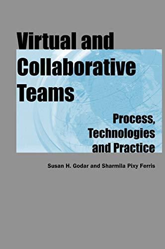 Virtual and Collaborative Teams (Hardback)