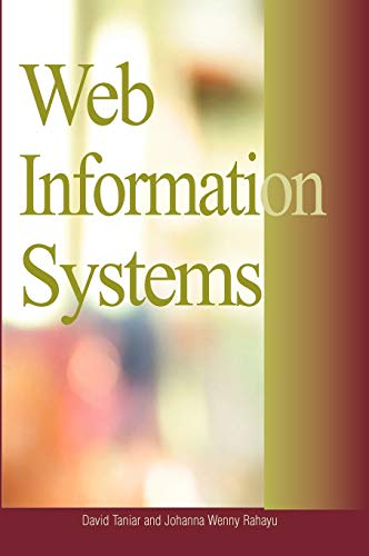 Web Information Systems: Idea Group Publishing