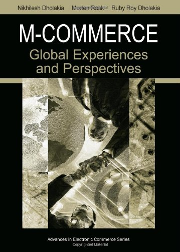 9781591403173: M-commerce: Global Experiences and Perspectives
